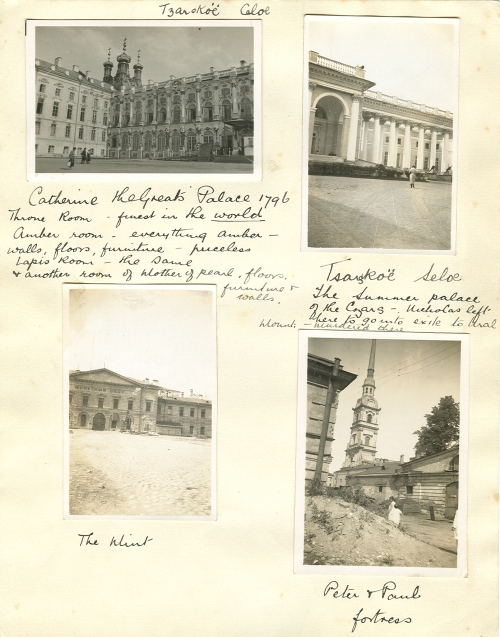 Tsarskoe Seloe (Catherine the Great's palace) (RUS p.15)